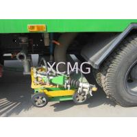 Wholesale Urban Road Truck Mounted Sweeper Special Purpose Vehicles 5tons With Multifunction from china suppliers