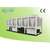 Wholesale Commercial Air Cooled Screw Chiller from china suppliers