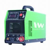 Wholesale TIG MMA Inverter Welder with Double Function, Suitable Welding Material of 0.5mm to 4m from china suppliers