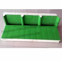 Wholesale Durable Corrugated PU Roofing Panels Thermal Insulation Windproof from china suppliers