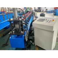 Wholesale Hydraulic Punching C Channel Cold Roll Forming Machine 3 Ton Manual Decoiler from china suppliers