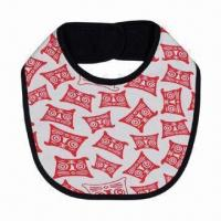 Buy cheap Water-resistant baby bib, available in different designs and sizes from wholesalers