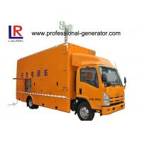 Wholesale 300kw Customized Truck Diesel Generator Set with Copper Winding Wire Brushless ISO from china suppliers