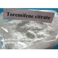 Wholesale CAS 89778-27-8 Toremifene Citrate Breast Cancer Treatment Pharmaceutical Steroids Powders from china suppliers