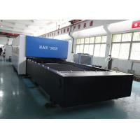 Wholesale Higher Laser Power Fiber 3000W CNC Metal Sheet Cutting Machine / SS Laser Cutting Machine from china suppliers