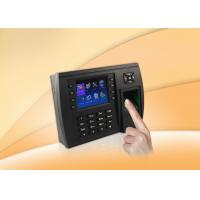Wholesale Huge Capacity Memory Fingerprint Time Attendance System Biometric Fingerprint Reader TCP / IP from china suppliers