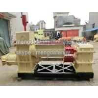 Buy cheap low investment clay /soil /mud vacuum brick machine from wholesalers