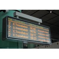 Wholesale Wide Viewing Angle LED  Passenger Information Display System from china suppliers
