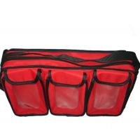 Wholesale OEM Shoulder First Aid Kit Pouch / 600D knitted fabric Waterproof from china suppliers