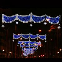Wholesale Holiday led motif light decorations,led street lights decoration from china suppliers