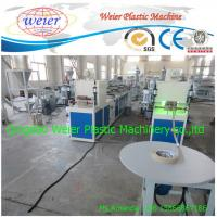 Wholesale Veneer Polywood Pvc Edge Banding Making Machine With Printing Machines from china suppliers