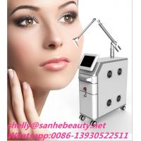 Wholesale High Quality Q-switch Nd Yag Laser Tattoo Removal and Skin Tanning Beauty Equipment from china suppliers