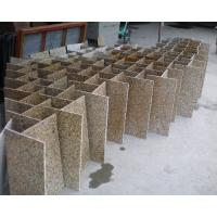Buy cheap tiger yellow granite for floor from wholesalers