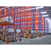 Quality Powder Coating Heavy Duty Pallet Racking , Selective Pallet Rack For Storage Center for sale