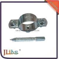 Wholesale Pipe Holder Brackets And Pipe Hanging System Cast Iron Exhaust Pipe Clamp from china suppliers