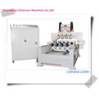 Buy cheap 3D Four Axis Rotary CNC Router /Engraving Machine from wholesalers