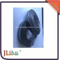 Wholesale 0.7mm-0.8mm Thickness Perforated Steel Strapping Straight Banding For Ducts from china suppliers