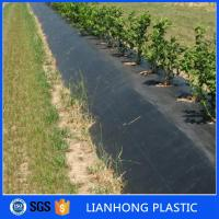 Wholesale High quality UV treated  PP Woven Weedmat from china suppliers