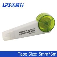 Quality Pen Type Correction Roller Stationery Plastic Green Correction Tape T-W926 for sale
