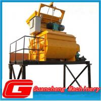 Wholesale 750L Concrete Batching Mixing Plant , Prefabrication Auto Concrete Mixer from china suppliers