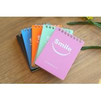 Wholesale Wholesale Custom Small Colorful Heart Shape Spiral Notebook/note pad from china suppliers