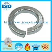 Wholesale Spring Washer,Spring steel washer,Zinc galvanized spring washer,blue white zinc spring washer,Spring washers,SteelWasher from china suppliers