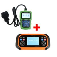 Wholesale OBDSTAR X-300 Key Master X300 PRO3 Plus OBDSTAR F102 Nissan/Infiniti Pin Code Reader from china suppliers