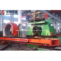 Wholesale Heating Induction Pipe Bending Machine with Medium Frequency Power from china suppliers