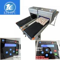 Wholesale High Speed Food Industry Egg Stamping Machine With USB 2.0 External Interface from china suppliers