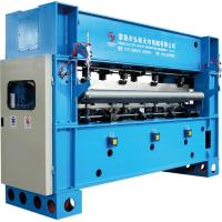 Wholesale Three Roller 3.5m Fabric Calender Machine , Textile Rolling Machine For Nonwoven from china suppliers