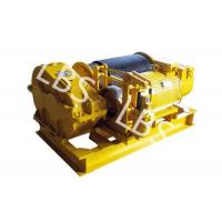Wholesale Fast Speed 2000kg 2 Ton Electric Winch Machine For Lifting Crane from china suppliers