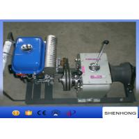 Wholesale Portable Gas Powered Winch JJM3Q Flexible Belt Driven Steel With YAMAHA Engine from china suppliers