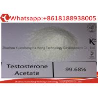 Wholesale Testosterone Acetate ( CAS No 1045-69-8) for Muscle Enhancer bodybuilding from china suppliers