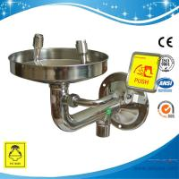 Wholesale SH359DB-Wall mounted SUS304 eye wash ANSI CE from china suppliers