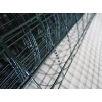 Wholesale 1 Inch 4 Feet x 100 Feet Green PVC Welded Wire Mesh Panels  for Poultry Netting from china suppliers