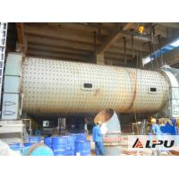 Wholesale High Working Efficiency Cement Horizontal Ball Mill , Building Material Rod Mill from china suppliers