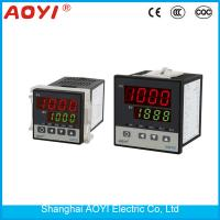 Wholesale 48*48mm  digital Temperature Controllers SSR output 220V thermocouple input from china suppliers