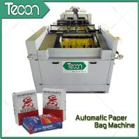 Wholesale PE Film Laminated Paper Bag Forming Machine Paper Bag Production Line from china suppliers