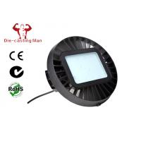 Wholesale 8000Lm SMD  LED High Bay Light Fixture IP65 IK8 For Warehouse LG chip and MW driver from china suppliers