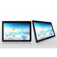 Quality 26 Inch Wall Mounted Digital Signage touch screen , Digital Advertising Screen for sale