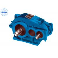 Wholesale Cylindrical Gear Reducer Gearbox with Ratio from 8 / 1 to 50 / 1 ZQA Series from china suppliers