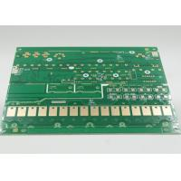 Wholesale Green Solder Mask Aluminum / FR4 PCB Fabrication Service with Gold Plating from china suppliers