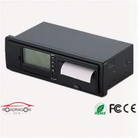 Wholesale GH Fleet Management Intergrated GSM GPRS GPS Digital Tachograph G-V301 With Voice Recorder from china suppliers
