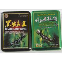 Wholesale Black Ant King Male Enhancement Performance Herbal Supplement Virility Pills from china suppliers