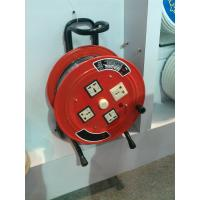 Wholesale 250V 16A Multi Socket Electrical Cable Reel for factory / Home / Industrial from china suppliers