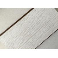 Wholesale White Oak Engineered Hardwood Flooring With Small Embossed Finish Laminate Wood from china suppliers