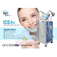 Wholesale Vertical E-Light IPL RF SHR Hair Removal Equipment With Cooling Plus System from china suppliers