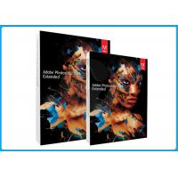 Wholesale Original adobe photoshop cs6 extended Retail box software activated online by Internet for photos processing from china suppliers