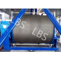 Wholesale 20 Ton 50 Ton Electric Wire Rope Winch Steel Cable Industrial Electric Winch from china suppliers