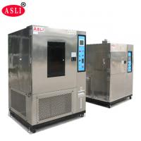 Buy cheap Damp Heat Cycling Thermal Humidity High - Low Temperature Test Chamber from wholesalers